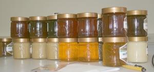 Honig-Spektrum