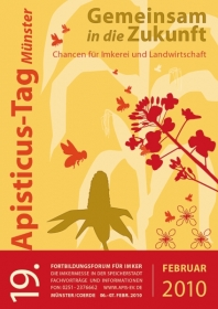 Imkermesse  - Apisticus-Tag in Münster